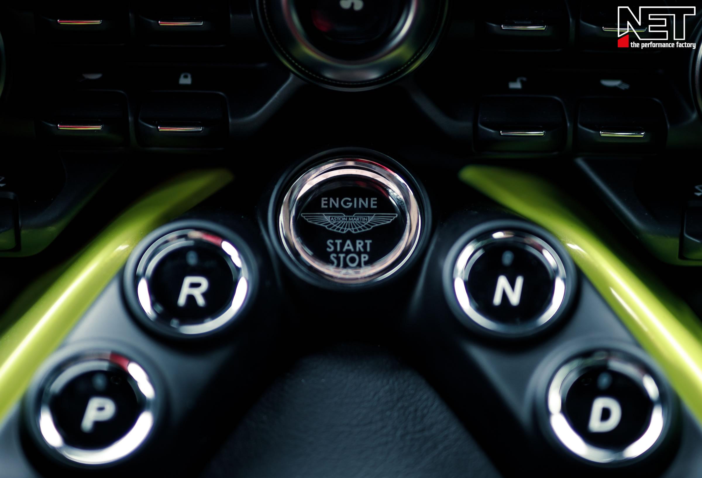Net Galerie Car Tuning The New Aston Martin Vantage Mj 2018 Chiptuning Aston Martin 1 1