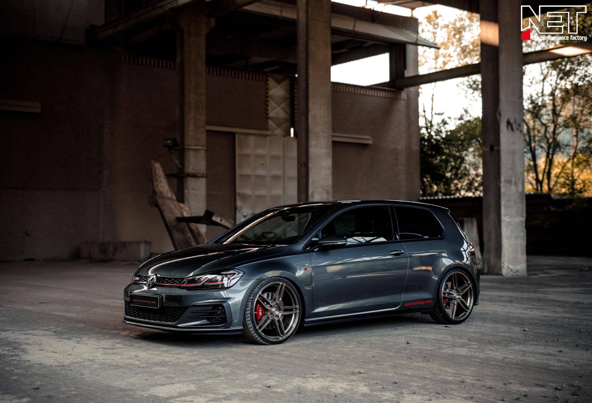 NET Galerie Car Tuning - VW Golf VII GTI Performance FL 18